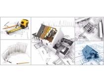 5張3D建筑模板效果圖片