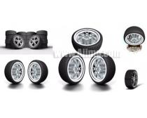 5张汽车轮胎时时彩娱乐网站素材