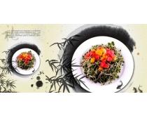 礼记中国风格美食图片素材