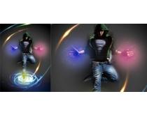 梦幻创意设计效果图片PSD素材
