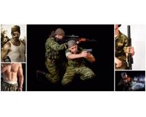 军人军事图片素材