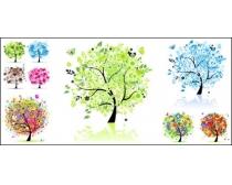 精美抽象树时时彩平台娱乐