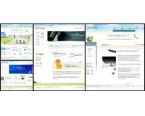 韩国数码展示效果网页模板