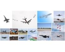 各种战斗机图片素材
