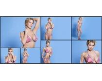 室内泳装女性时时彩娱乐网站素材