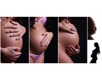 孕妇高清图片