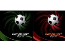 足球设计元素矢量素材
