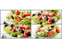 果蔬莎拉高清图片素材