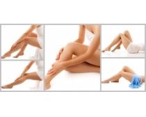 女性脚部特写高清图片