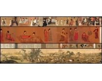 中国古代著名长卷精选高清图片