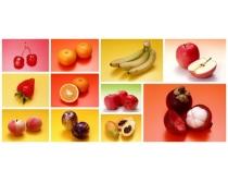高清热带水果图片素材(64种水果)