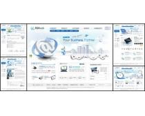公司网络时代网页模板