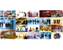 商业背景图片素材