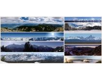 山峰圖片素材