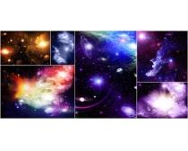 浩瀚宇宙图片素材