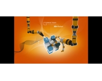 机器人科技概念PSD素材