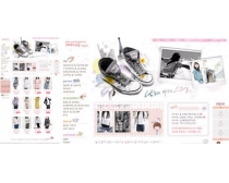 韩国女性网站模板