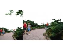 公园园林景观环境PSD素材