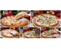 比萨饼图片素材