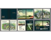 地产楼书画册版式设计时时彩平台娱乐