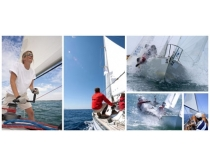 帆船图片素材