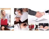 商业办公人物图片素材