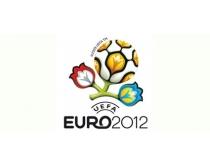 2012欧洲杯会徽矢量素材