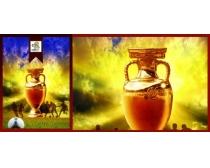 2012欧洲杯海报PSD分层素材