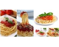 意大利面条图片素材