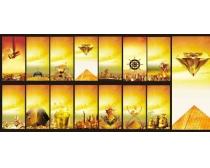 金融广告展板设计时时彩平台娱乐