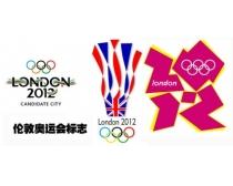 敦奥会运标志PSD素材