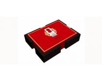 中国古典花纹茶叶包装设计矢量素材