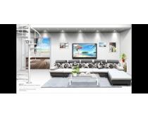 室内装修广告设计模板
