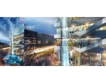 商业场景观设计PSD素材