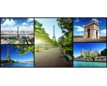 國外建筑觀景圖片素材