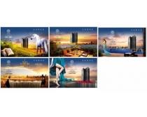 高档房地产广告海报设计时时彩投注平台