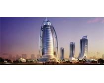 创意标志建筑景观PSD素材