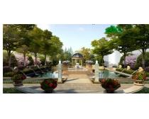 花园规化景观PSD素材