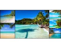大海自然风景高清图片