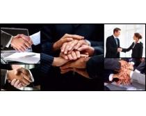 商务合作握手时时彩娱乐网站