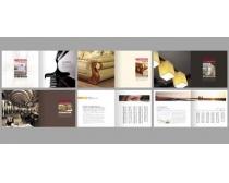 家具画册设计PSD素材