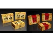粮食食品包装设计PSD素材