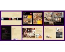家装企业画册设计PSD素材