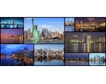 國外城市風景高清圖片