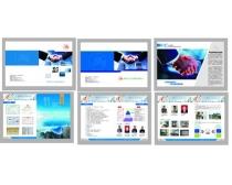 企业合作企业文化画册设计时时彩平台娱乐