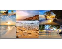 海边美景摄影高清图片