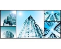 建筑繪畫圖攝影高清圖片