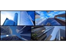 商務建筑大廈攝影高清圖片
