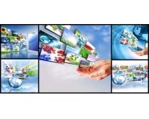 商务科技数码照片高清图片