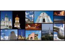 國外標準建筑高清圖片